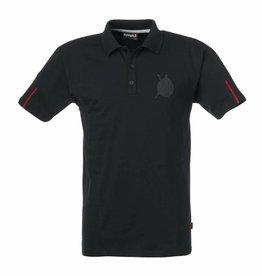 Kempa Corporate Polo Polo homme Noir S MpXRDttz