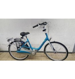 Gazelle Mutter Fahrrad Damenrad Gazelle Bloom
