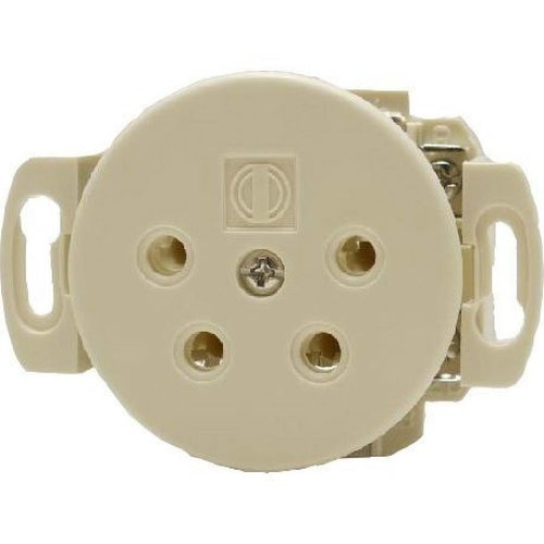 telefoon/ISDN wandcontactdoos