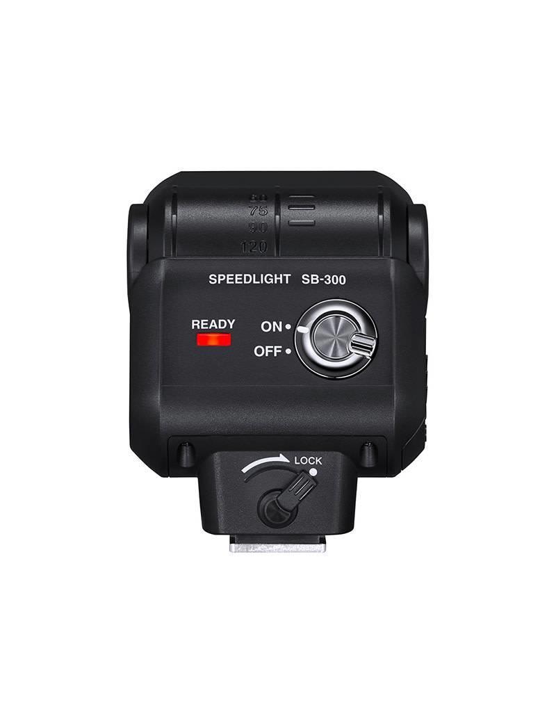 Nikon Nikon SB-300 flitser