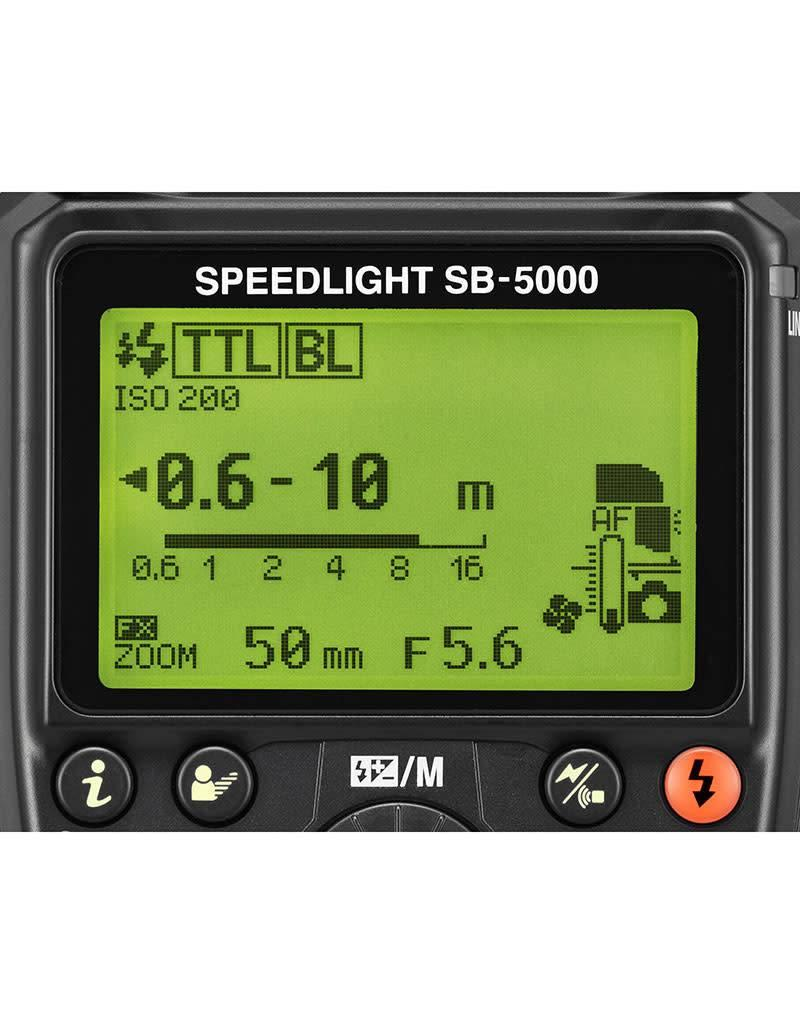 Nikon Nikon SB-5000 flitser