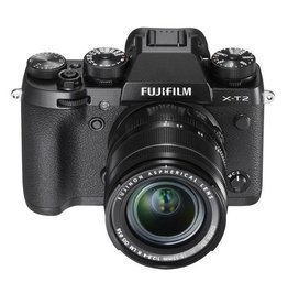 Fujifilm Fujifilm X-T2 + 18-55MM F2.8-4.0 Black