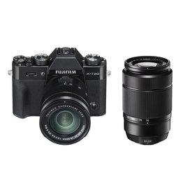 Fujifilm Fujifilm X-T20 Kit XC16-50mm II & XC50-230mm II Black