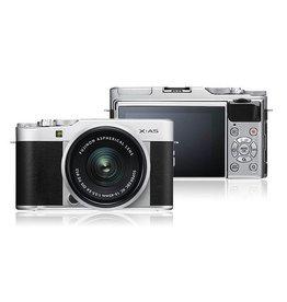 Fujifilm Fujifilm X-A5 black/silver / XC15-45mm Kit
