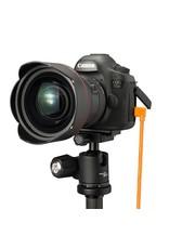 TetherTools TetherTools TetherPro USB3 to Micro-B Right Angle, 15' (4,6m)  - orange