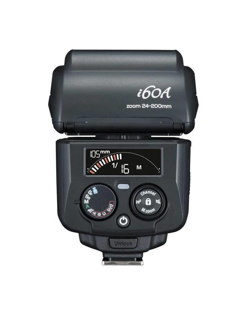Nissin Nissin i60A flitser Nikon