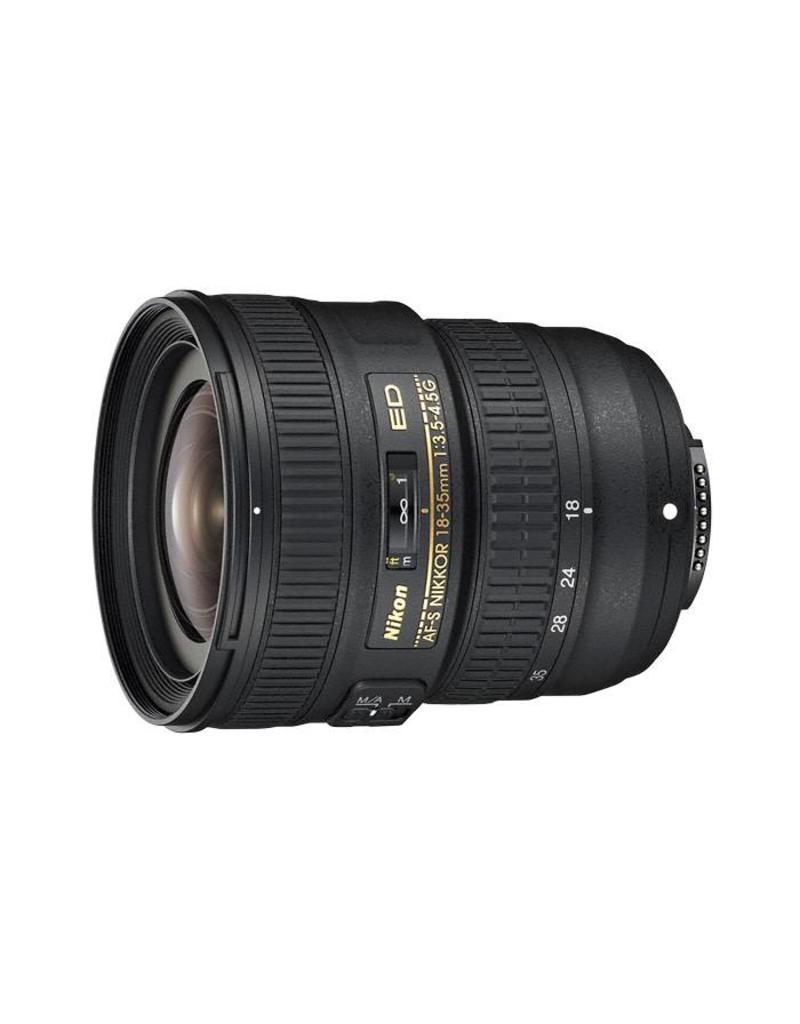 Nikon Nikon AF-S 18-35mm/F3.5-4.5G ED