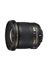 Nikon Nikon AF-S 20mm/F1.8G ED