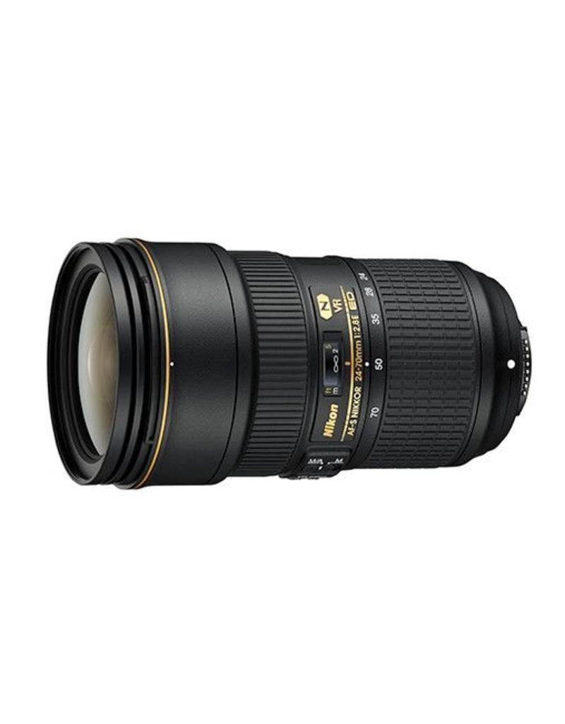 Nikon Nikon AF-S 24-70mm/F2.8E ED VR