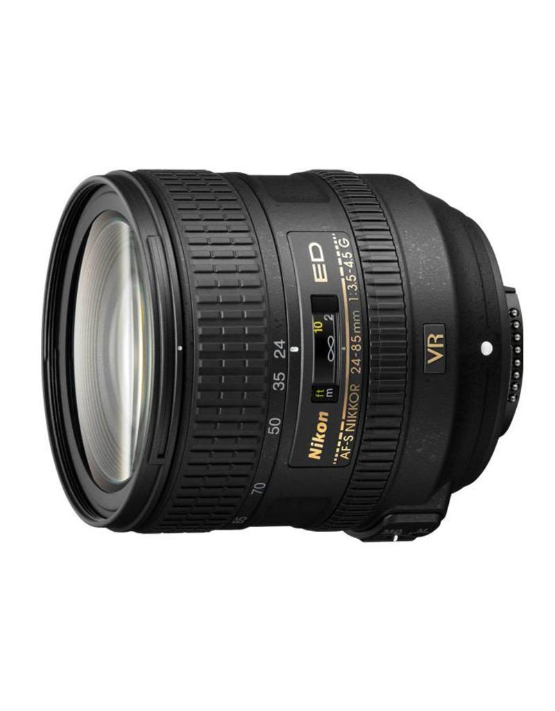 Nikon Nikon AF-S 24-85mm/F3.5-4.5G ED VR