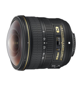 Nikon Nikon AF-S Fisheye 8-15mmf/3.5-4.5E ED