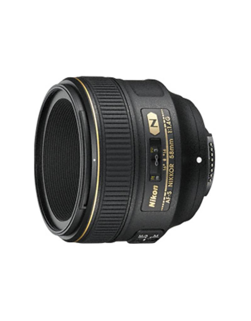Nikon Nikon AF-S 58mm/F1.4G