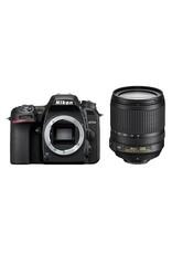 Nikon Nikon D7500 + AF-S DX 18-105 f/3.5-5.6G ED VR