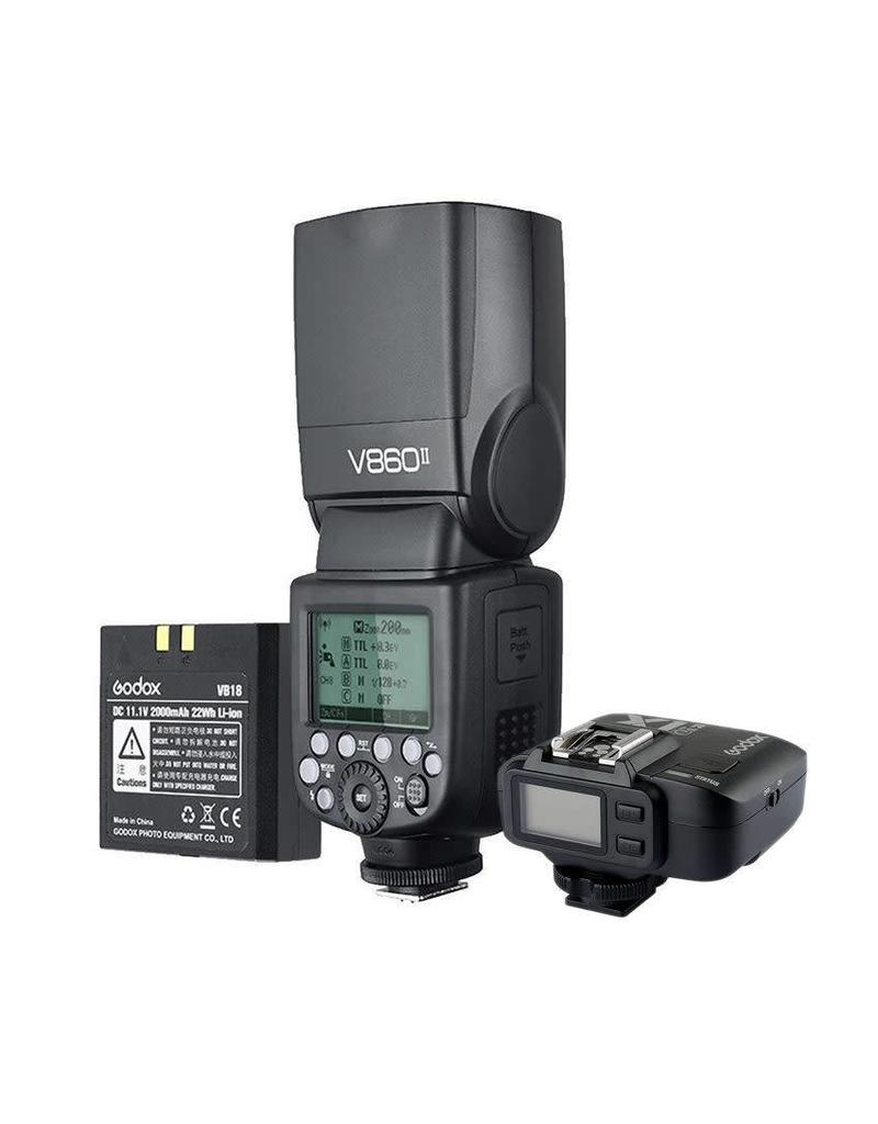 Godox Godox V860II Trigger kit Nikon