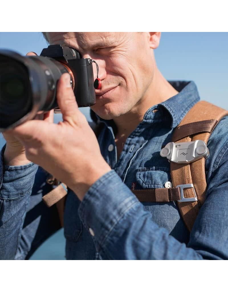 Peak Design Peak Design Capture camera clip (v3) silver