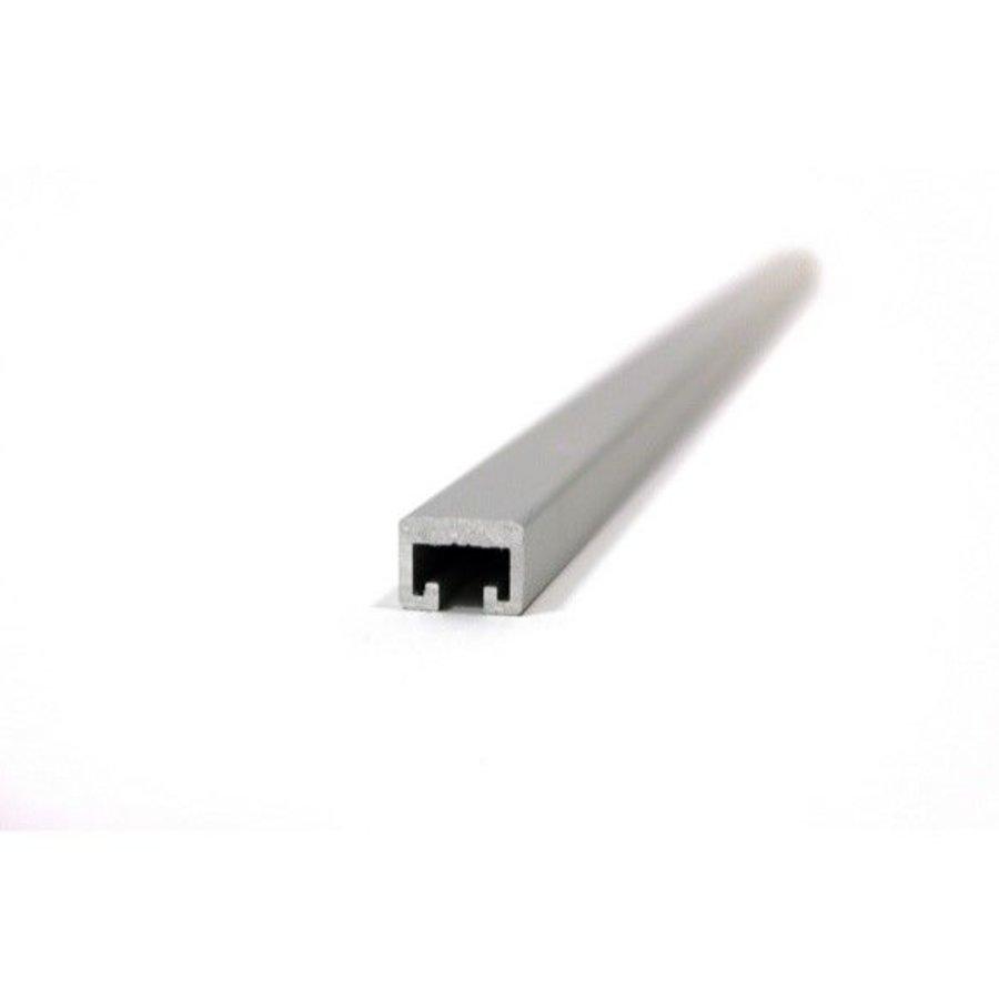 Aluminium geleiderail t.b.v. freesmallen 3lengtes