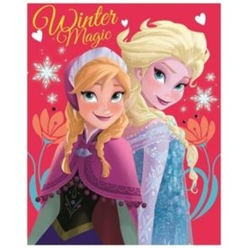 Plaid Frozen Winter Magic