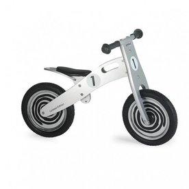 Simply For Kids Houten Loopfiets Zilver, Simply for Kids