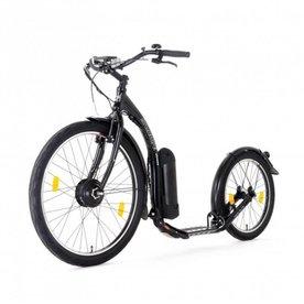 Kickbike KICKBIKE E-CRUISER MAX BLACK, Electrische Step