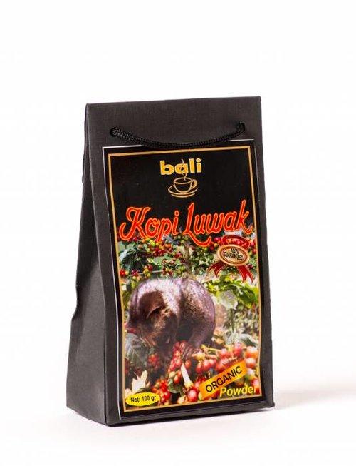 bali coffee company Luwak koffie