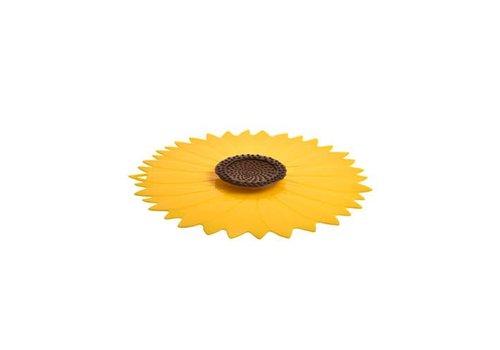 Charles Viancin Charles Viancin - siliconen deksel - sunflower (23 cm.)