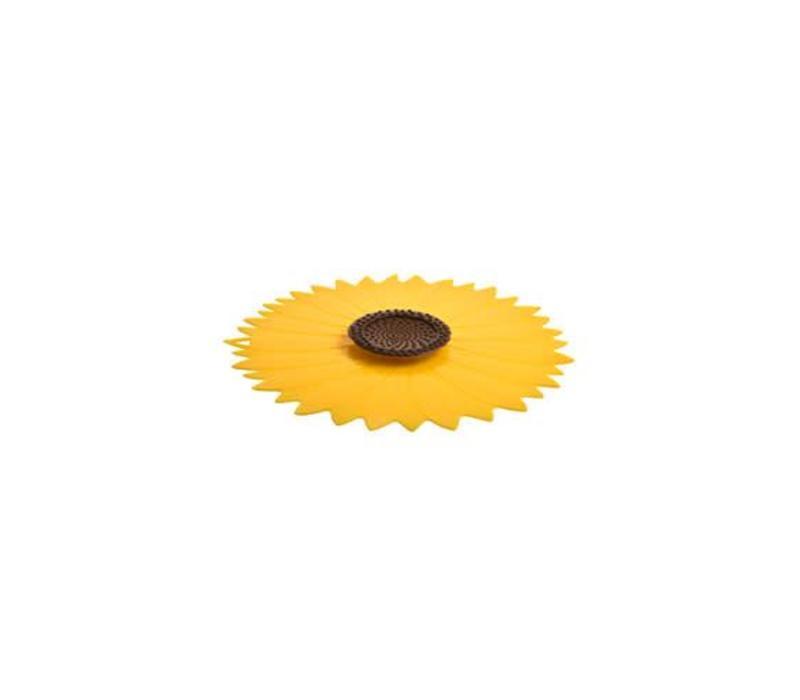 Charles Viancin - siliconen deksel - sunflower (15 cm.)