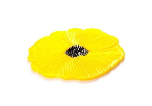 Charles Viancin Charles Viancin - panonderzetter - poppy yellow bumblebee