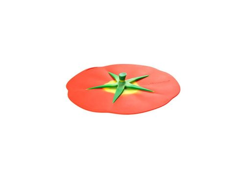 Charles Viancin Charles Viancin - siliconen deksel – tomato (23 cm.)