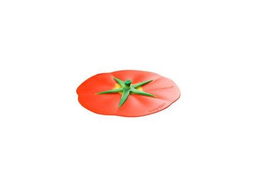 Charles Viancin Charles Viancin - siliconen deksel - tomato (20 cm.)