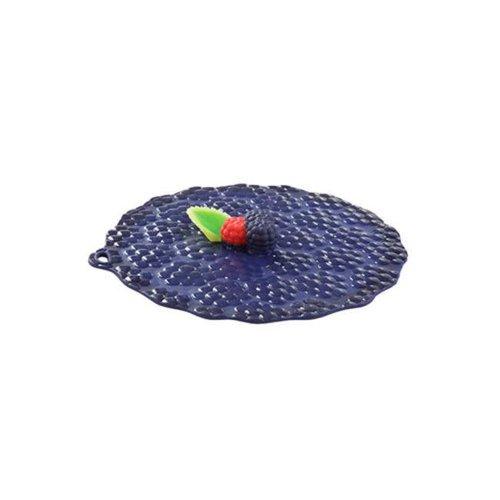 Charles Viancin - siliconen deksel - blackberry (20 cm.)