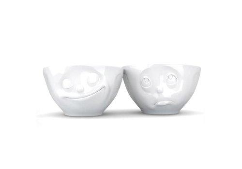 Tassen Tassen - kommen 200 ml - gelukkig & alsjeblieft