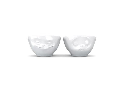 Tassen Tassen - kommen 100 ml - grijns & kus