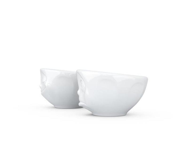 Tassen - kommen 100 ml - gelukkig & pruillip