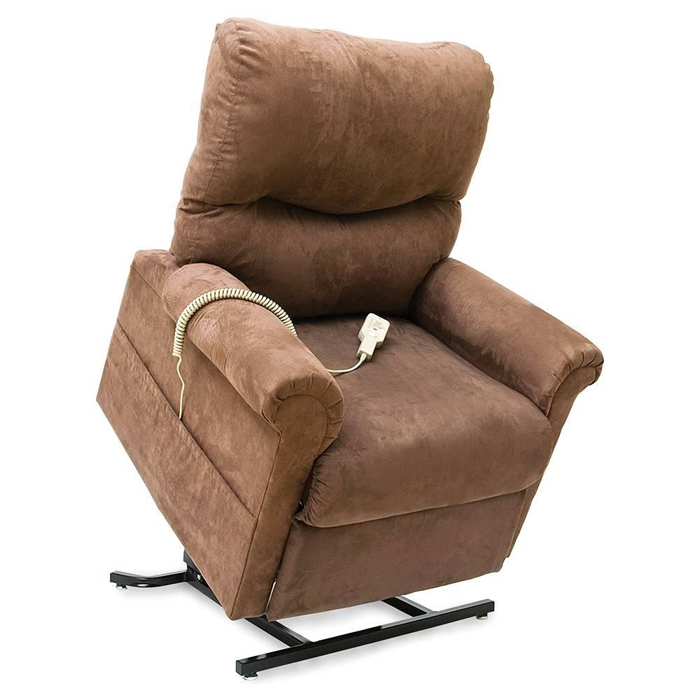 Pride sta-op stoel LC-107 Cocoa
