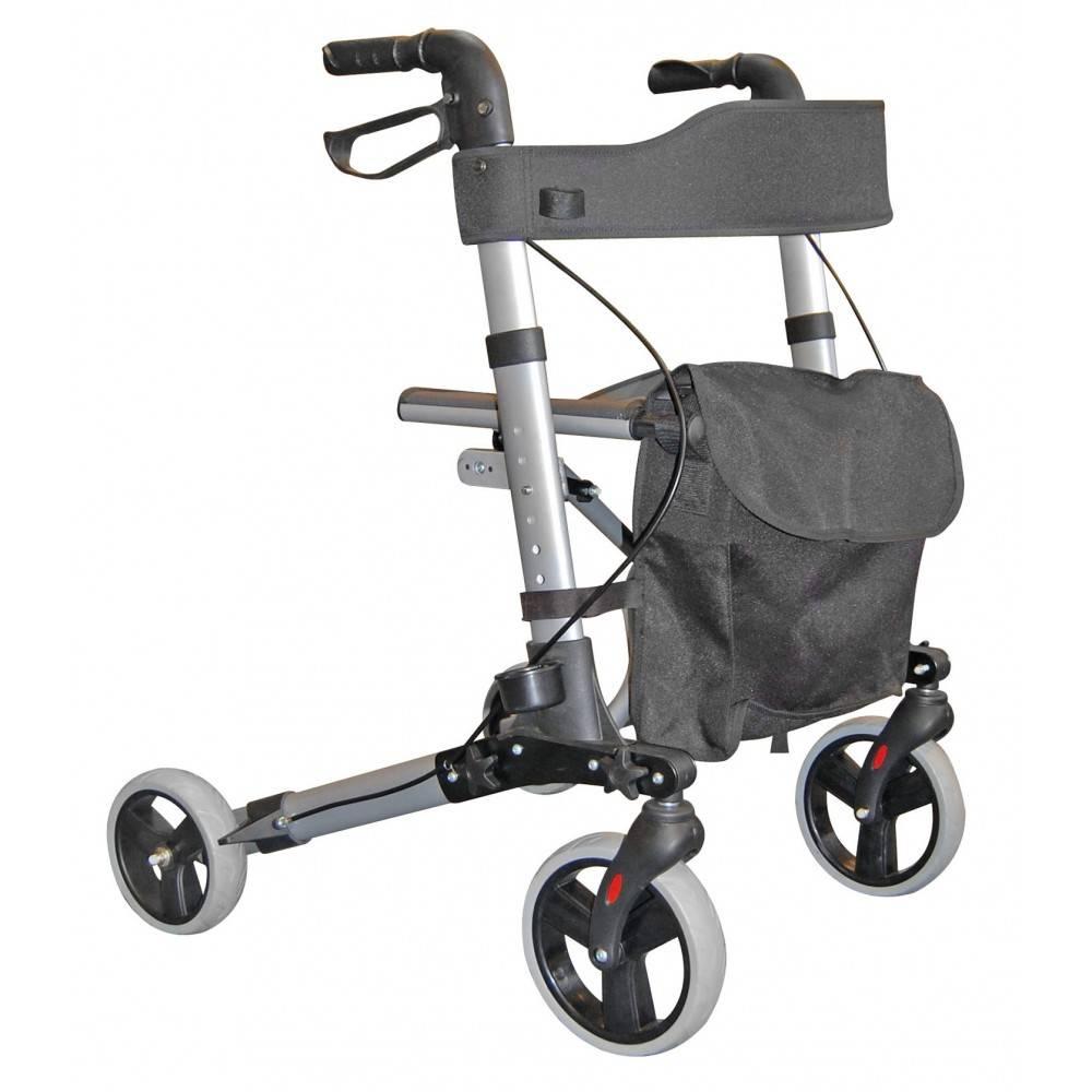 Roma Medical City Walker 4-wiel rollator