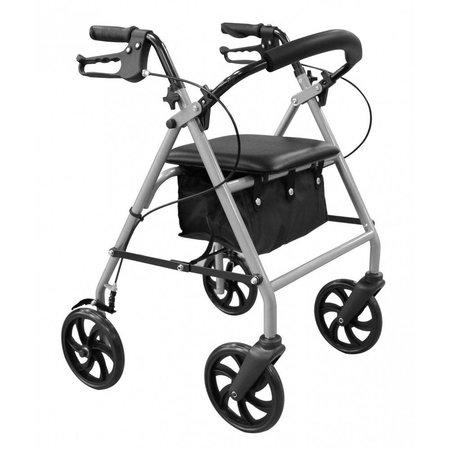 Roma Medical 2470 lichtgewicht 4-wiel rollator