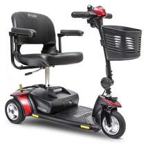 scootmobiel opvouwbaar GoGo Elite Traveller 3 wiel