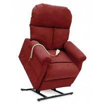 sta-op stoel LC-101 Amber