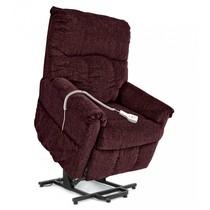 sta-op stoel LC-805 burgundy