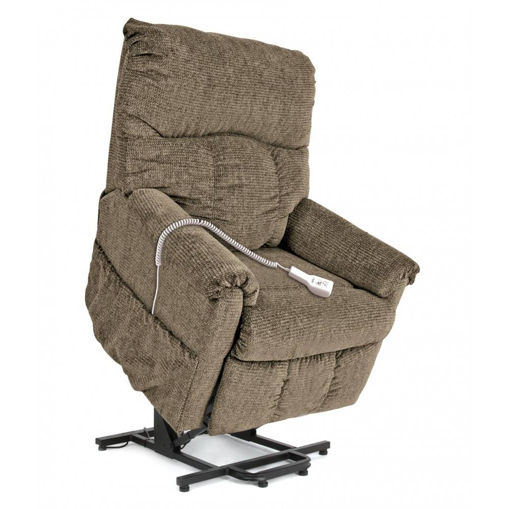 Pride sta-op stoel LC-805 almond
