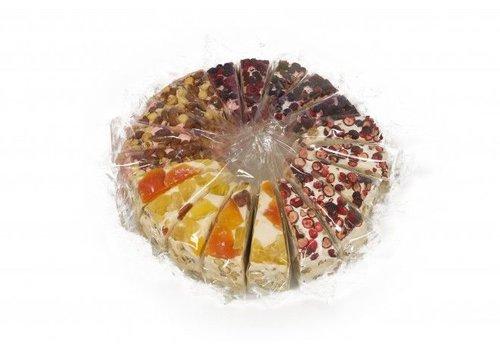 Carlier NT Mix Cranb/Bosvr/Aardbei/Fruit 180g 20st