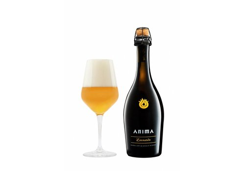 Anima Leonardo birra 6,7%  50cl 6fl.
