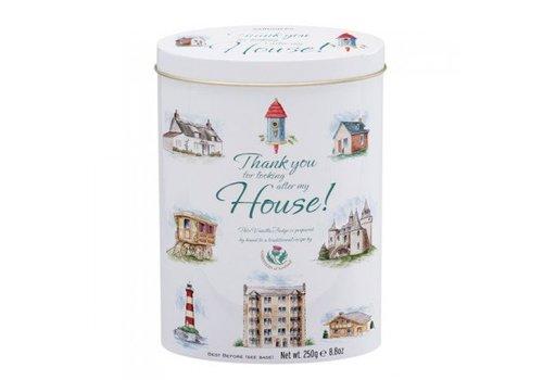 Thank you house tin 250g 12st