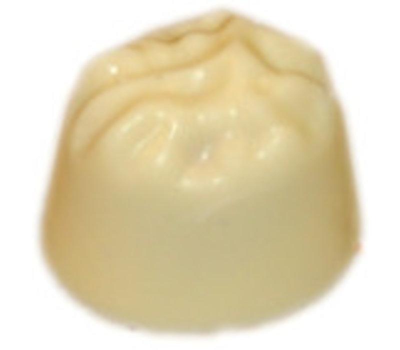 Bonbons Hazelnootlikeur creme nr.32 wit 1kg