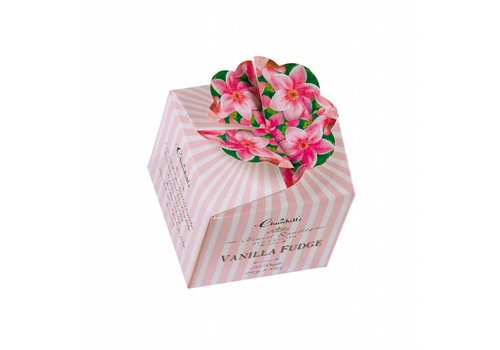 Churchill's Floral Bouquet pink 200g Vanilla fudge 12st