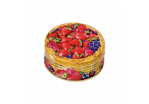Churchill's Summer Berry tin Fruit bonbons 125g 12bl