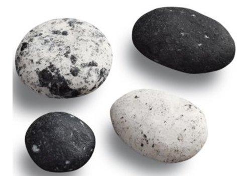 Keien zwart-wit 4kg