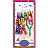 3D Reep Happy Birthday 100g 5st