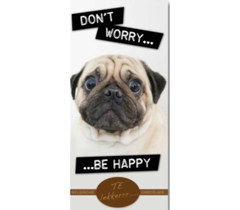 3D Reep Don't worry be happy (Hond) 100g 5st