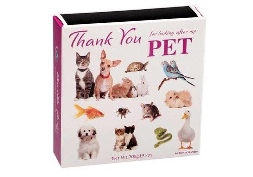 Gardiners Pet fudge carton 200g 12st